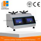 Le ce a certifié la presse chaude de support de vente de matériel métallographique automatique chaud de préparation des échantillons