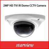 2MP HD Tvi IR Miniabdeckung CCTV-Sicherheits-Digitalkamera