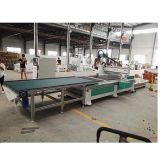 Armários de madeira da linha de produção automática / Router CNC