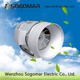 Baixo ruído de ventoinha do duto do ventilador do extrator 250mm