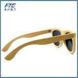 عادة علامة تجاريّة خيزرانيّ إطار نظّارات شمس زجاج