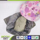 薄緑のカラー顔料の粉