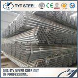 Pipe en acier galvanisée à chaud/tube sans joint pour le fournisseur de Chinois de matériau de construction