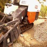 Os motores Kubota DC60 Harvester rasto de borracha 400*90*47 em peças de máquinas agrícolas