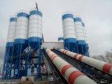 Завод бетона 90 M3/H дозируя смешивая с международным обслуживанием