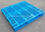 1100*1100*125 de plastic Plastic Pallet van de Vorkheftruck van het Dienblad voor China