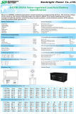 SBB medizinische Ausrüstung Battery 12V190ah mit CER RoHS UL