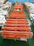 Cilindro hidráulico de sistema hidráulico do redutor do motor/caixa de engrenagens do pistão para o misturador concreto