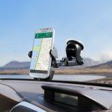 Sostenedor universal fácil del teléfono del montaje del coche del tacto 2 de Iottie un para el iPhone X 8/8s 7 7 6s más más 6s 6 la galaxia S8 del SE Samsung más S8 la nota 8 5 del borde S7 S6