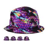 Chapéu de balde de algodão com design personalizado OEM