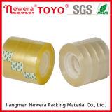 Ruban adhésif en fibre optique en plastique Ruban autocollant acrylique BOPP jaunâtre