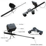 Inspektion-Kamera-System Digital-HD 1080P, unter Fahrzeug-Inspektion-Kamera-System, Doppel-HD Kamera Insepction Kamera, schmal oder Dunkelheit platziert Inspektion