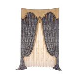 Обеденный зал шторки американской классической схеме шторки