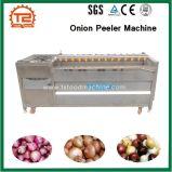 Автоматическая пилинг лук репчатый лук пилинг кожи и лук ножа для очистки овощей машины