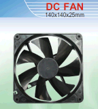 Вентилятор DC осевой. Dcfan14025.140*140*25mm с аттестацией Ce&UL. Обеспечьте подгонянное обслуживание