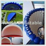Riesiges kommerzielles aufblasbares Stadiums-Shell-Zelt für Erscheinen
