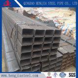 Quadrato saldato del acciaio al carbonio e tubo rettangolare dell'acciaio per costruzioni edili