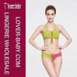 De dames Sexy Braziliaan haken Bikini Swimwear (l32573-1)