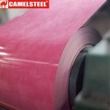 La couleur du nouveau produit PPGI a enduit la bobine en acier à vendre