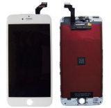 Assemblée de l'écran LCD blanc pour iPhone 6plus Téléphone