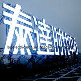 LED Channel Letters를 가진 쇼핑 센터 Advertizing LED Metal Luminous Word
