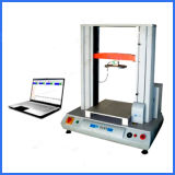 Microcomputer Foam Compression Stress Testing Machine