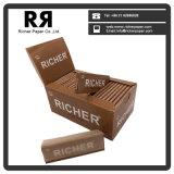 Tamaño Super Ultra delgado de rodadura de los papeles con precio de fábrica de fumar