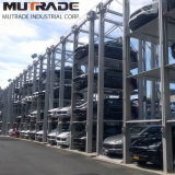 Os sistemas de Estacionamento Automático Mutrade/Levante Hidráulico