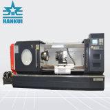 Max. Bascule la cama de 630mm6163 Cknc Mecanizado CNC de cama plana