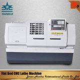 Для тяжелого режима работы61125 Cknc ровной горизонтальной кровати токарный станок с ЧПУ
