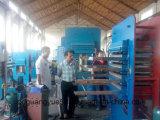 기계를 치료하는 고무 유압 최신 압박 또는 고무 마루 도와