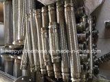 Hélice anulares ou mangueira de metal flexível de aço inoxidável