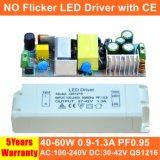 40-60W keine Stromversorgung der Aufflackern-Leuchte-LED mit Cer QS1216
