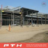 ISO에 의하여 증명서를 준 강철 구조물 건축은 창고에 넣는다