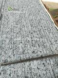 功妙で厳粛なG418スプレーの壁および床のクラッディングのための白い花こう岩のタイル