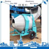 sistema hidráulico com motor diesel Jzr500 Misturador de cimento