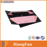 Rectángulo plegable del regalo de papel plegable de encargo de la talla/rectángulo plegable