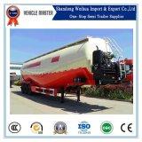 中国の高品質55cbm 70tの安い価格のバルクセメントタンクトレーラー