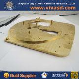 Châssis en laiton d'usinage CNC Auto Pièces Fraisage CNC
