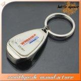 Outil de métal de haute qualité de la forme de clé Décapsuleur en chaîne de clés