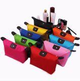 Off-The-Shelf quenelles forme étanche à la mode Sac de cosmétiques, Adorable sac de cosmétiques de grande capacité de stockage/sac de lavage, peuvent imprimer avec le logo