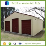 Almacén prefabricado del edificio de la estructura de acero del diseño de la construcción
