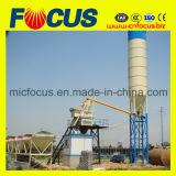 O equipamento de construção Hzs50 Subir Fábrica de Mistura de concreto do tipo balde