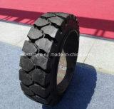 중국 단단한 타이어 제조자 4.00-8 단단한 포크리프트 타이어