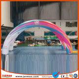 Faire connaître l'activité coloré utilisé arche gonflable étanche