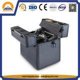 전자총 아BS 위원회 (HG-2155)를 가진 주문 알루미늄 권총 상자