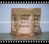 A fábrica vende diretamente o preto de carbono para a borracha