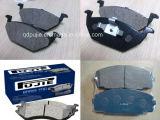 Alta qualità 0449112200 per i rilievi del freno a disco dell'automobile del Toyota Corolla