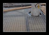 Pannello di pavimento stridente d'acciaio