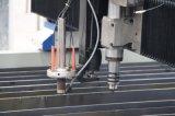 Machine combinée par tête Drilling de tête de découpage de plasma de Tableau de commande numérique par ordinateur